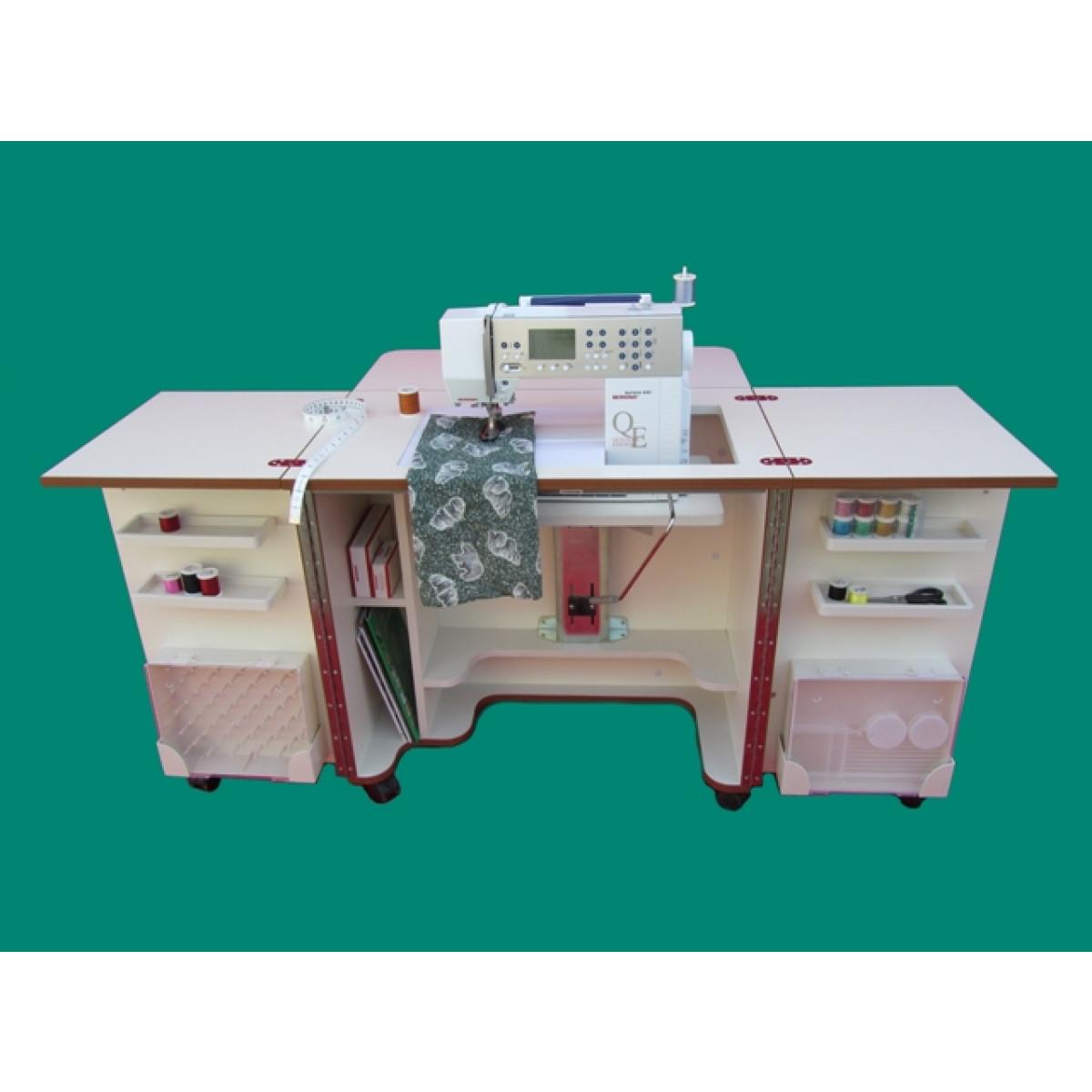 Eredi mantegazza mobile per cucire tailormade gemini for Mobile per macchina da cucire prezzi