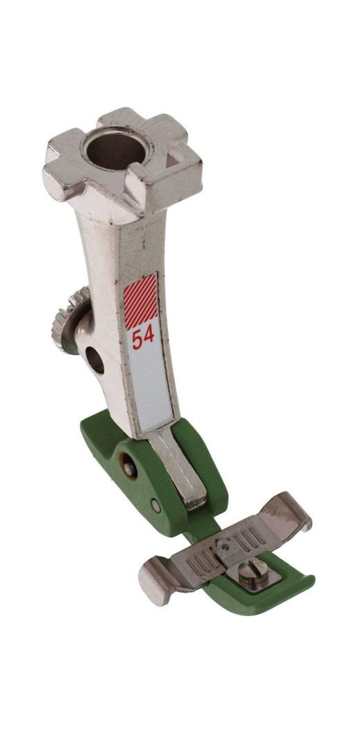 Piedino Bernina n. 54 cerniera antiaderente