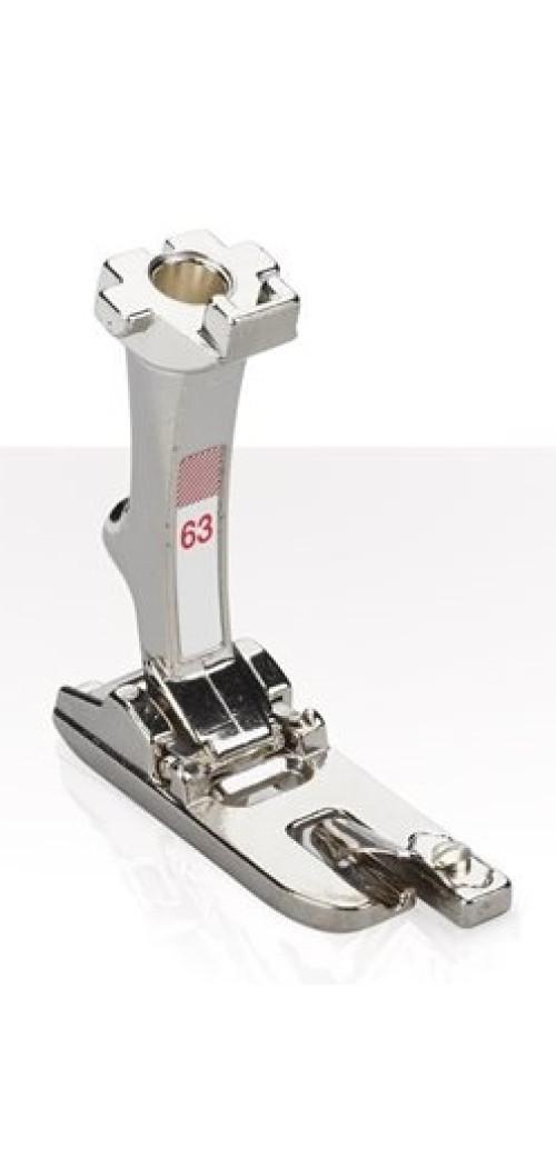 Piedino Bernina n. 63 orlatore 3 mm