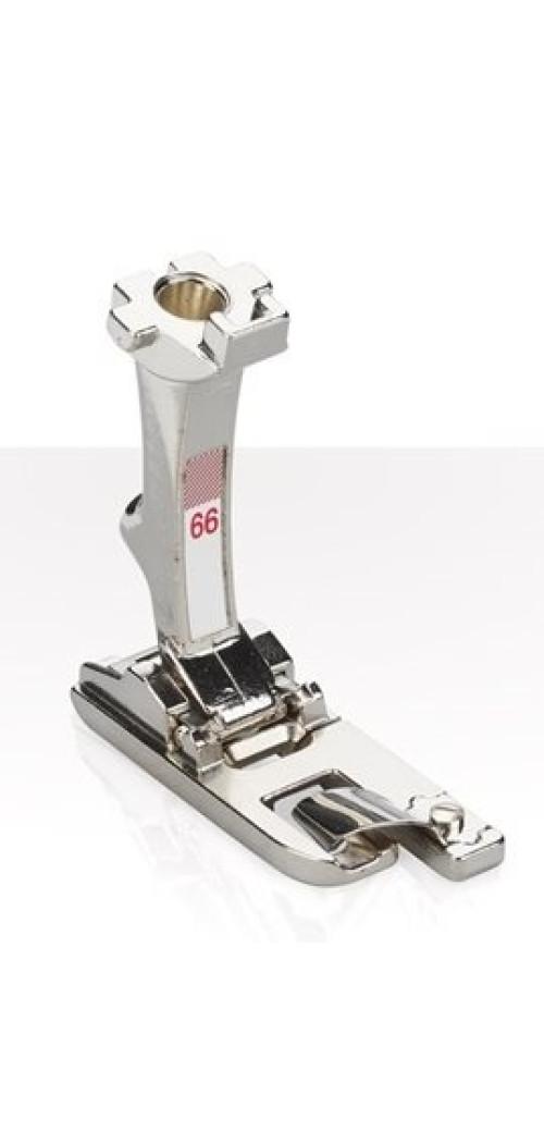 Piedino Bernina n. 66 orlatore 6 mm