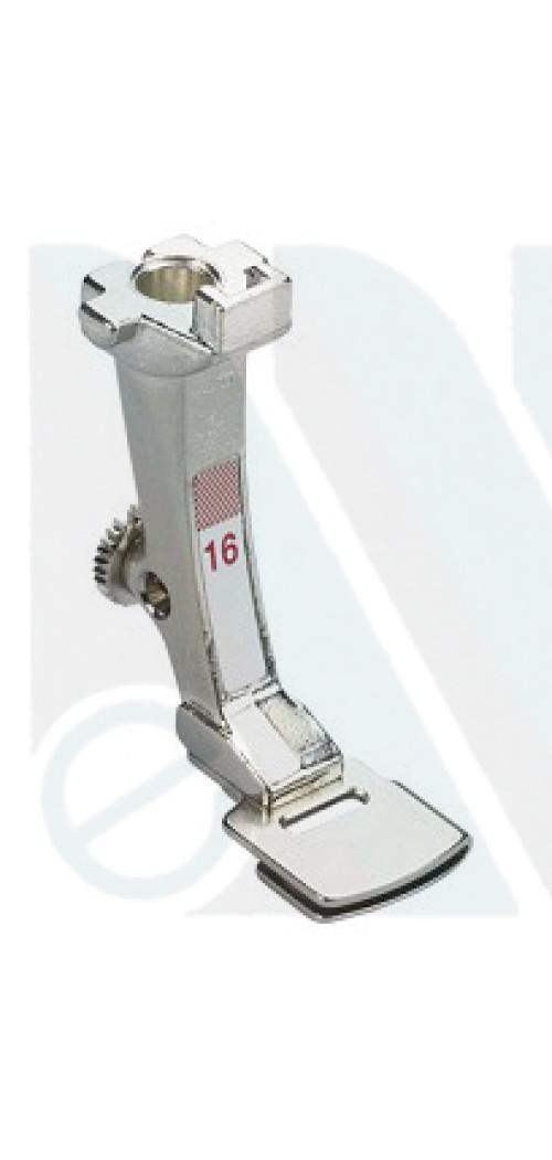 Piedino Bernina n. 16C arricciature rade
