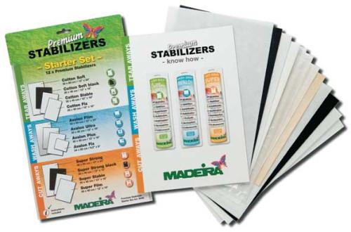 Kit stabilizzatori Madeira (12 tipi)