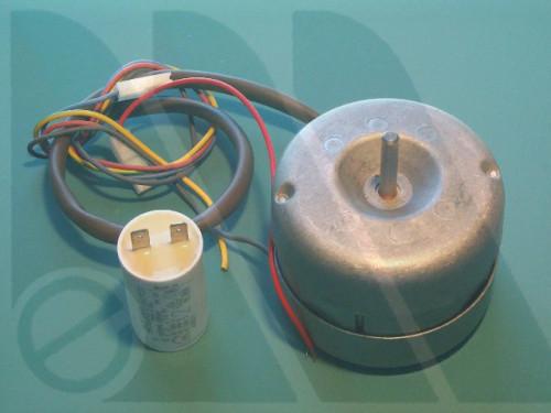 Motore asse aspirato Comelux A e C
