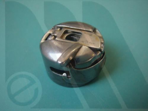 Capsula Necchi 600, bobina centrale e gambetto corto
