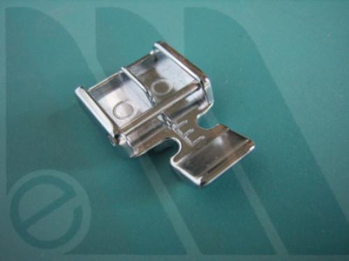 Suola Janome per cerniera per rotative 7mm (no blister)