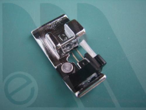 """Suola Janome overlock """"C"""" per rotative 7mm (no blister)"""