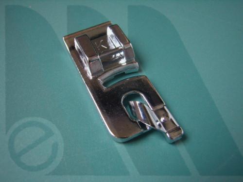 Suola piedino orlo piatto 2mm Bernette 55, 65, 80, 90, Rome3