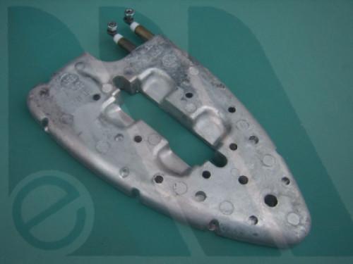 Resistenza caldaia e ferro Comel 850w alluminio