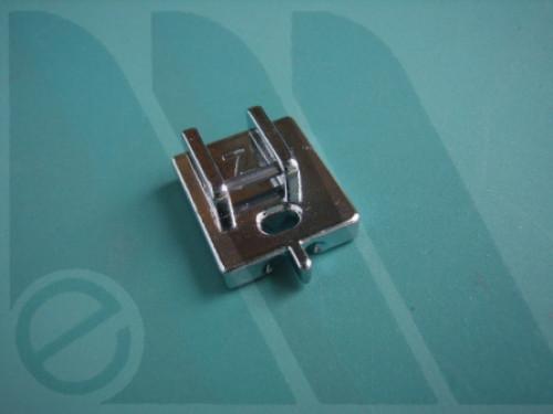 Suola Janome cerniera invisibile per rotative 7mm (blister)