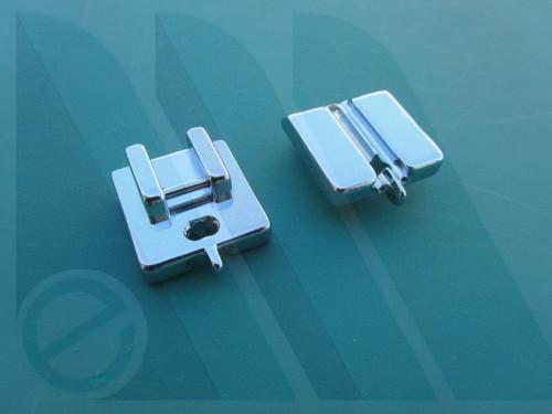 Suola Janome cerniera invisibile con prua per macchine oscillanti (no blister)