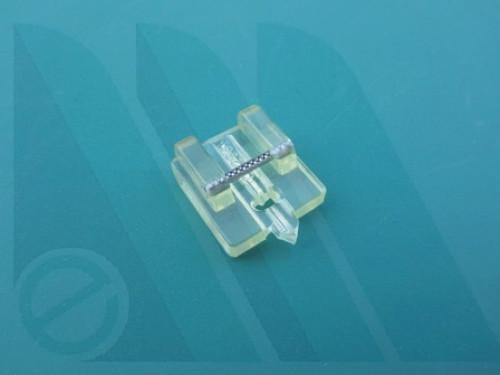Suola Pfaff cerniera invisibile IDT (no blister)