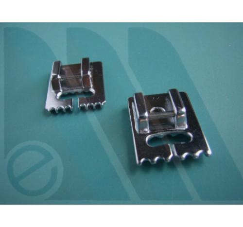 Suola Janome nervature per rotative 7mm (blister bipack)