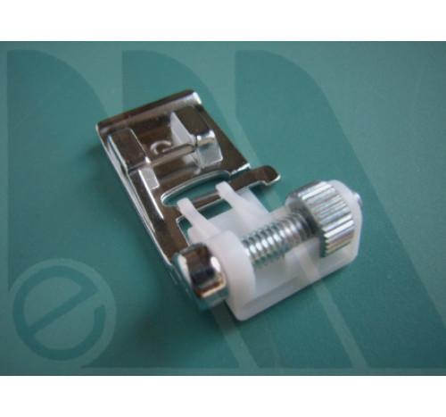 Suola Janome per nastri e paillets per rotative 7mm (blister)