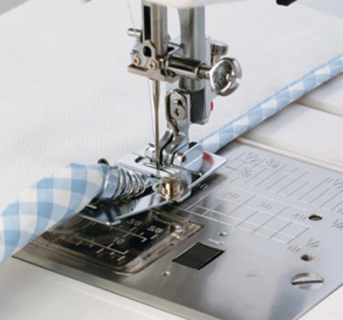 Suola Janome bordatore per rotative 7mm (blister)