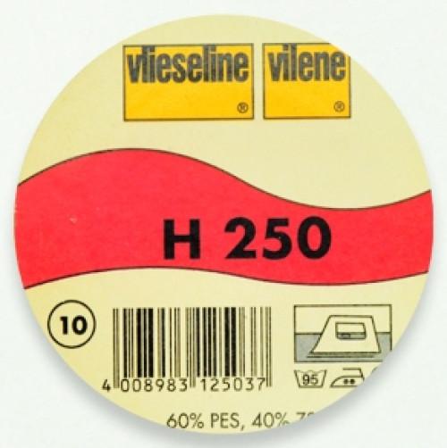 Interfodera termoadesiva Freudenberg H250 bianco 90 cm x 25 mt