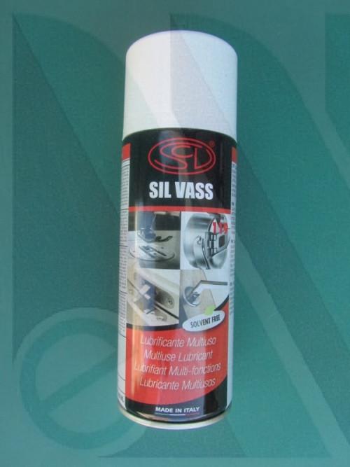 Bombola olio spray 400 ml SILVASS