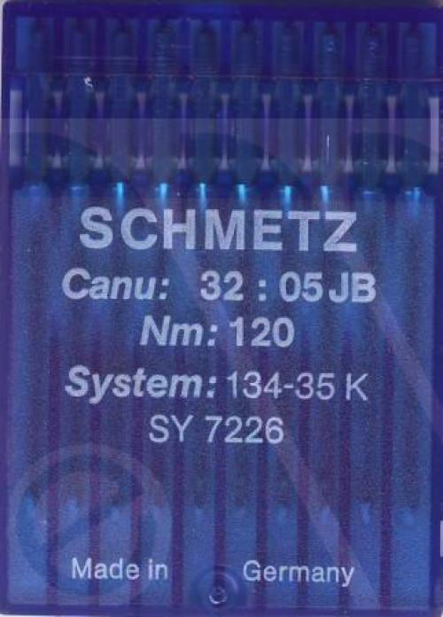 Aghi Schmetz sist. 134-35K