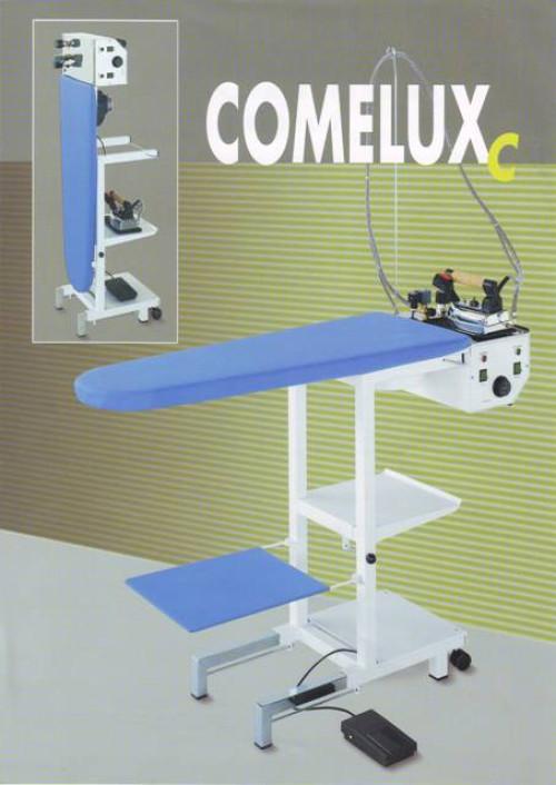 """Asse stiro Comel """"Comelux C"""" aspirante regolabile in altezza"""