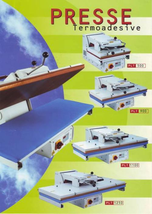 Pressa termoadesiva Comel 500x400