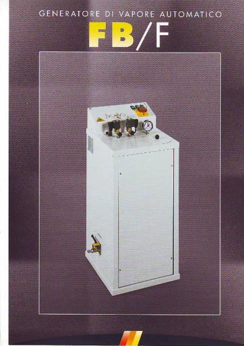 Generatore di vapore professionale 6 lt. 4000W