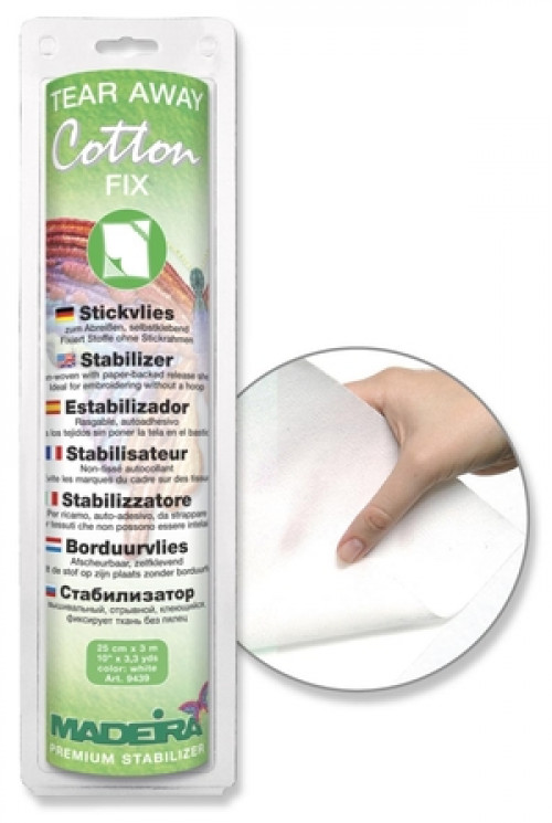 Rotolo Madeira Cotton Fix 25 cm x 3 mt