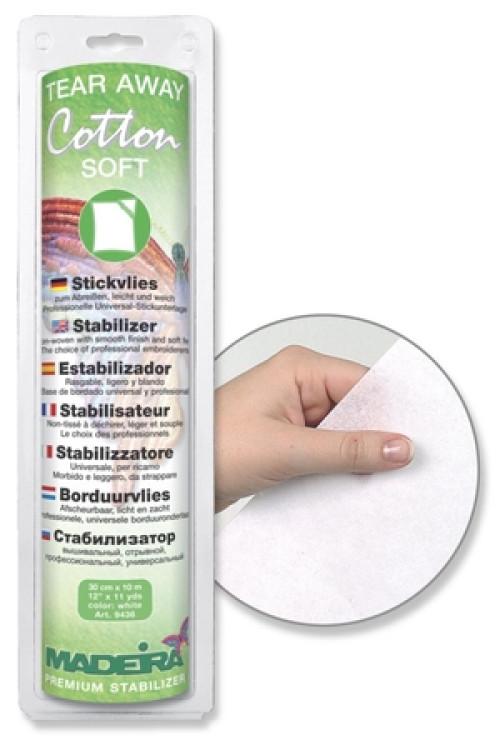 Rotolo Madeira Cotton Soft 30 cm x 10 mt