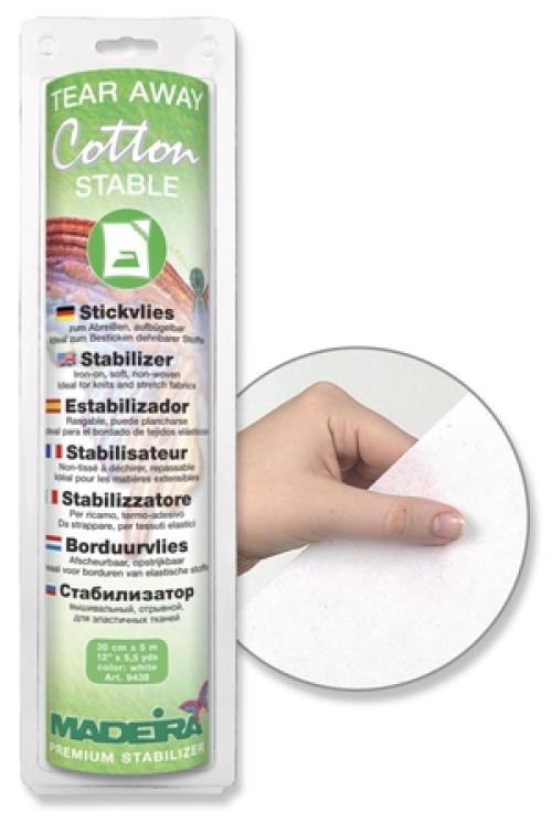 Rotolo Madeira Cotton Stable 30 cm x 5 mt